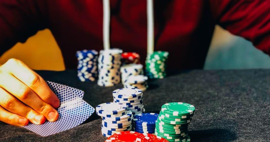 在线赌场游戏提供最好的获胜赔率