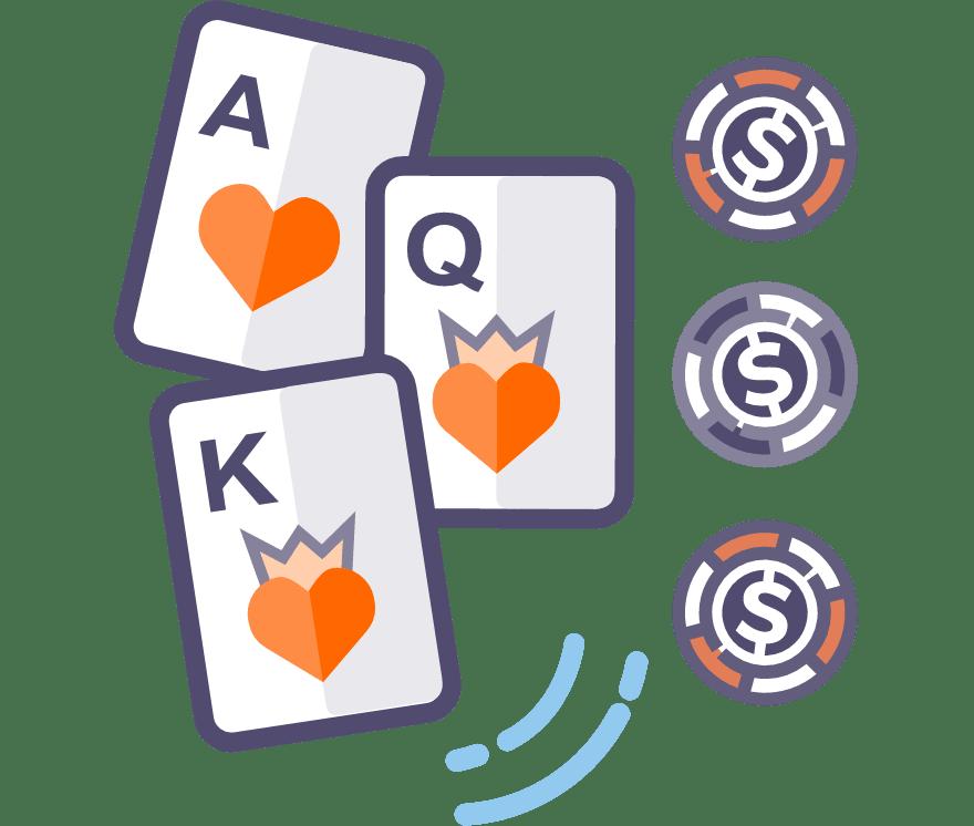 2021年46最佳三张牌扑克在线娱乐场