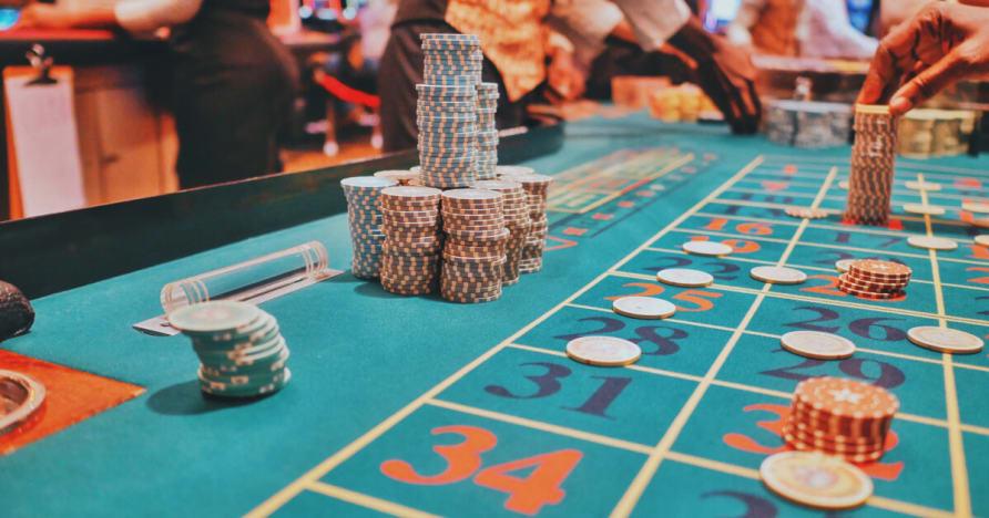 5个最流行的赌场游戏