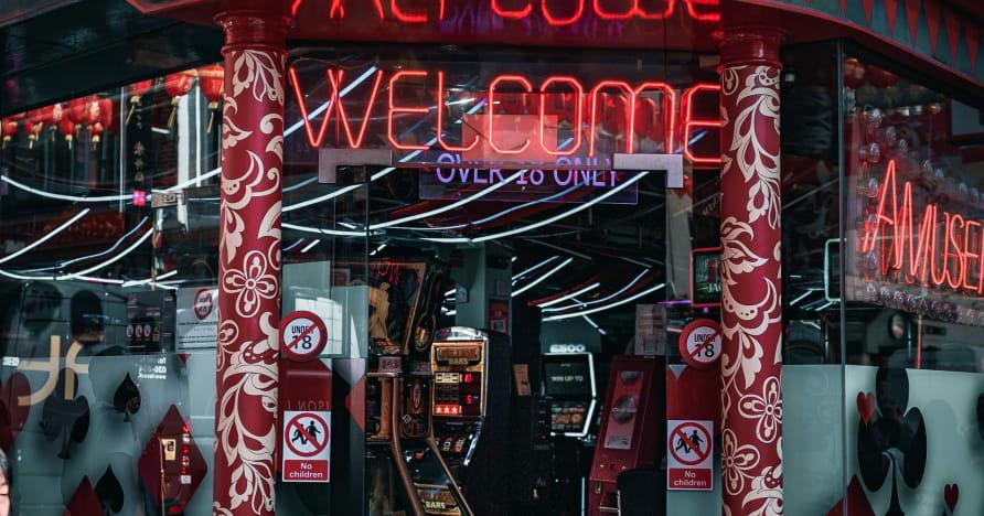蓬勃发展的游戏:具有类的在线赌场游戏提供商
