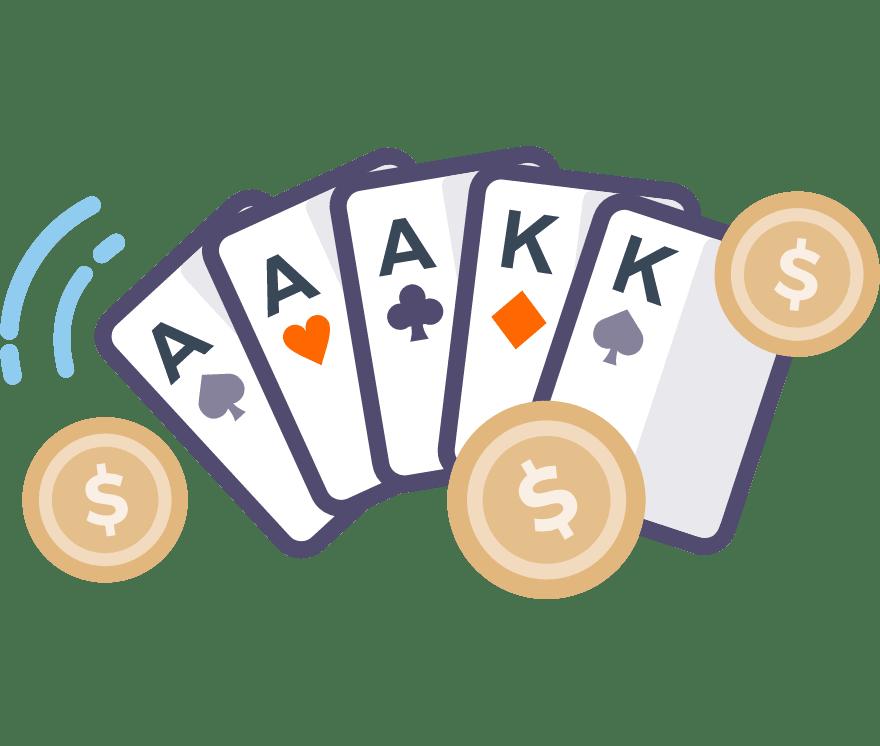 2021年94最佳扑克在线娱乐场