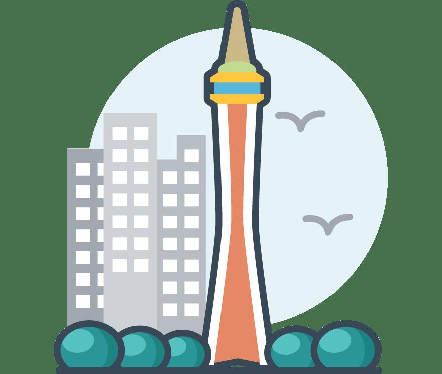 2021年中国澳门特别行政区最佳在线娱乐场