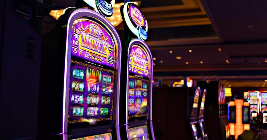 赌场是如何挣钱通过老虎机