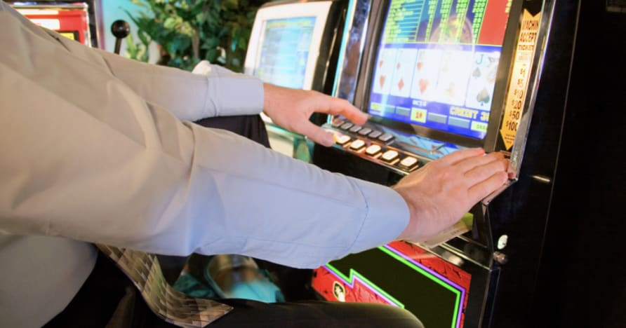 如何玩视频扑克:初学者的完整指南