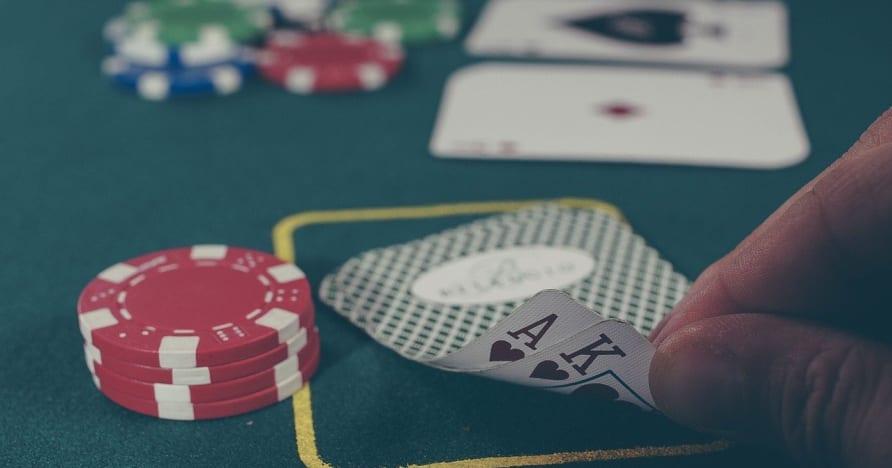 在线扑克-基本技能