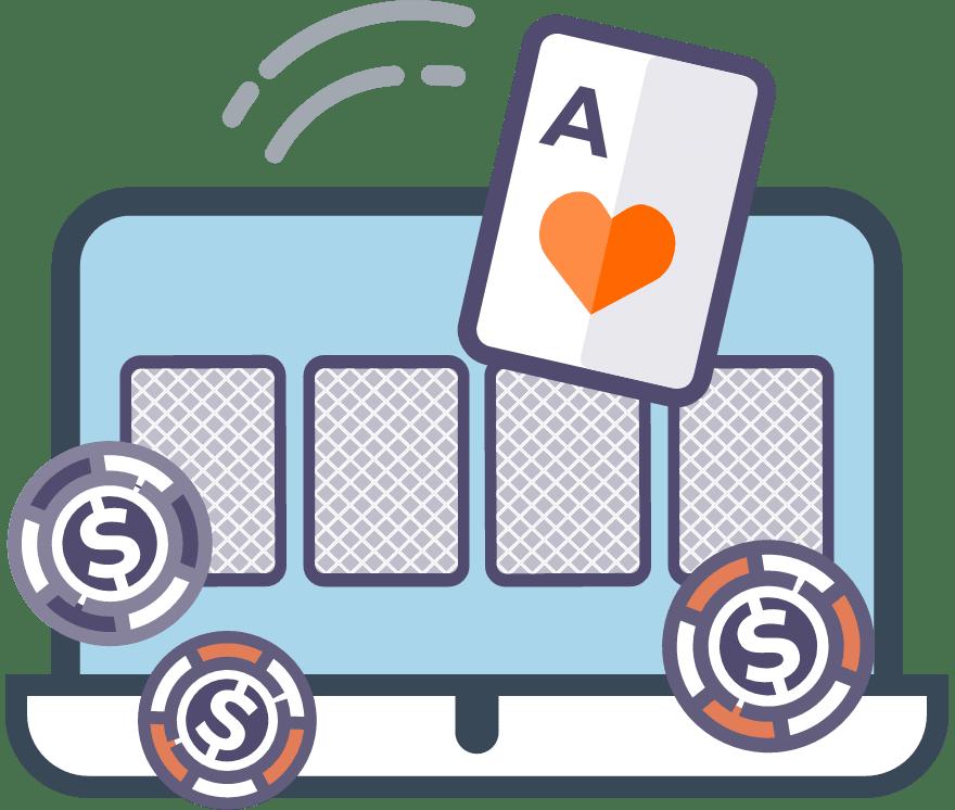2021年25最佳加勒比梭哈扑克在线娱乐场