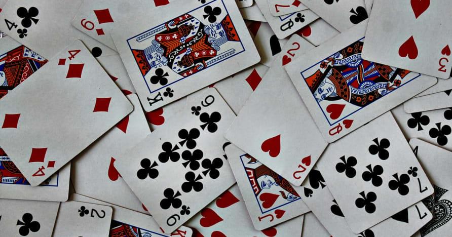 Ed Thorp 如何改变在线二十一点的卡牌计数