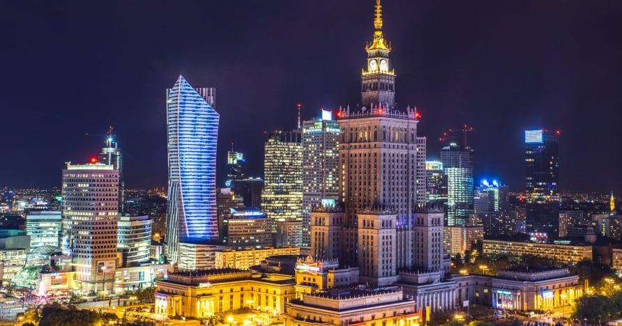 波兰的在线赌场:波兰的互联网赌博